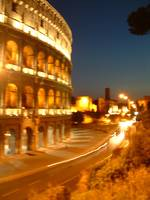 Coloseum at Night