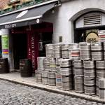 """Dublin Beer Kegs"" by raetucker"