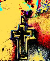 Cross#5-Yellow Cross
