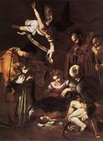 Michelangelo Merisi da Caravaggio - Nativity with