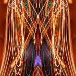 """ABSTRACT LIGHT STREAKS #91 - Andras"" by nawfalnur"