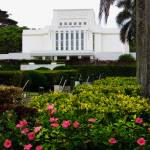 """Laie Mormon Temple"" by joeyartist"