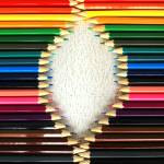 """2016-03-30 Pencils in a Pattern"" by rhamm"