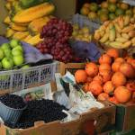 """Exotic Fruit Market"" by rhamm"