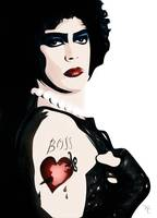Dr Frank n Furter - Rocky Horror Picture Show