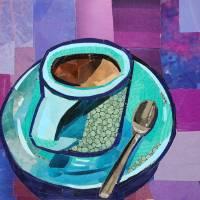 Coffee Break Art Prints & Posters by Megan Coyle