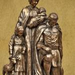 """Safe Arrival Sculpture of Hartford Connecticut"" by WilshireImages"