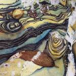 """Sea Foam with Kelp"" by lindalou2"