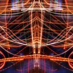 """ABSTRACT LIGHT STREAKS #93"" by nawfalnur"