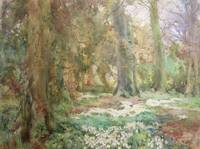 Mildred Anne Butler RWS, RUA, 1858-1941 THE WOODS