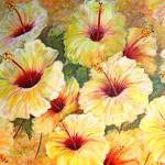 """hibiscus yellow 3"" by cassiakdkb"