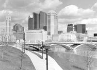Downtown Columbus Ohio
