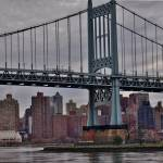 """080 Triborough Bridge NY"" by micspics444"