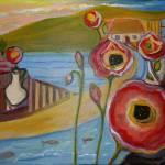 """""""Field of Poppies"""" by karenjlee"""