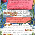 """Doodlio Psalm 37 3-9"" by createdcreating"