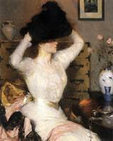 The Black Hat by BENSON, Frank Weston