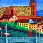 """Colours of Basel"" by LisaLorenz"