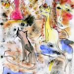 """Cats"" by CatalinaLira"