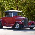 """""""1929 Ford Model A Roadster"""" by FatKatPhotography"""