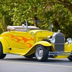 """""""1930 Ford Model A Roadster"""" by FatKatPhotography"""