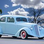 """1935 Hupmobile Two Door Sedan I"" by FatKatPhotography"