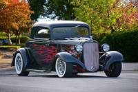 1933 Chevrolet Coupe I