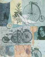 Bicycles and Peace No. 9
