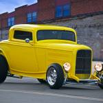 """1932 Ford HiBoy Coupe"" by FatKatPhotography"