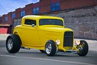 1932 Ford HiBoy Coupe