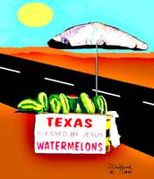 Blessed Watermelons