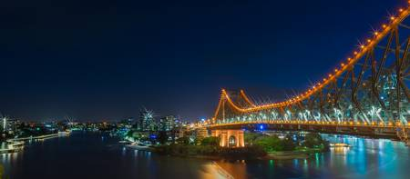 Brisbane,Storey Bridge