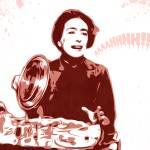 """""""Joan Crawford - Aaaahhhh!!! - Pop Art"""" by wcsmack"""
