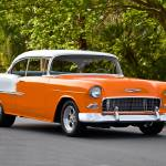 """1955 Chevrolet Bel Air Hardtop"" by FatKatPhotography"