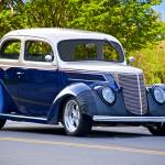 """1937 Ford Tudor Sedan"" by FatKatPhotography"