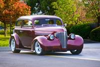 1939 Chevrolet Two Door Sedan