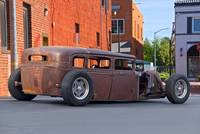 Alley Rat Rod I