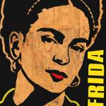 """""""FRIDA KAHLO-2"""" by thegriffinpassant"""