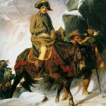 """""""Paul Delaroche - Napolean Crossing the Alps 1850"""" by motionage"""