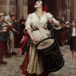 """Valentine Cameron Prinsep - La Revolution"" by motionage"