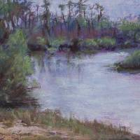 Banks of the Loxahatchee Art Prints & Posters by Doreen Lepore