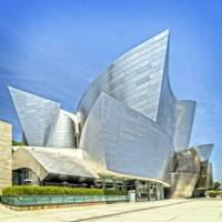 Disney Concert Hall (Color)