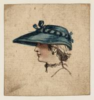 Susanna Duncombe (née Susanna Highmore) Head of a
