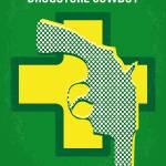 """""""No628 My Drugstore Cowboy minimal movie poster"""" by Chungkong"""