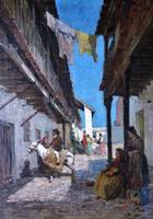 William Ewart Lockhart - Spanish Village