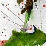 """""""Dandelion Fiesta 2 Modern Floral"""" by GinetteCallaway"""