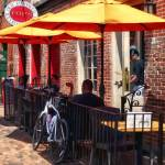 """Alexandria VA - Restaurant on King Street"" by susansartgallery"