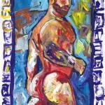 """Bear Necessities Male Nude"" by BeaconArtWorksCorporation"