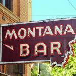 """Miles City, Montana - Bar Neon"" by Ffooter"