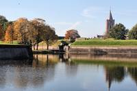 City ramparts in Holland