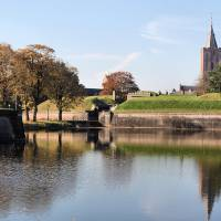 City ramparts in Holland Art Prints & Posters by edmondholland